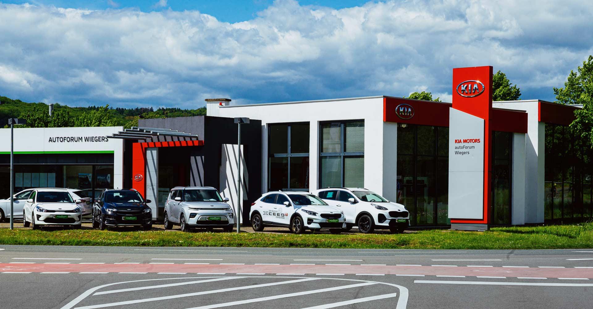 Titelbild Autohaus Minden