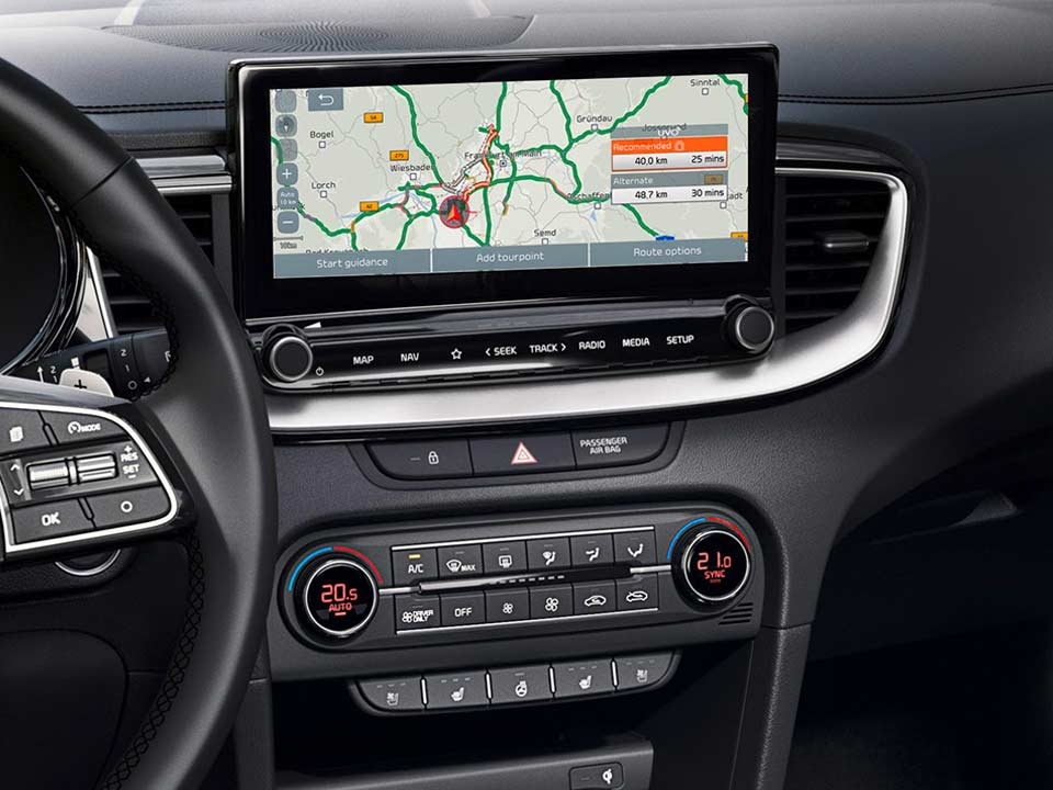 Kia Ceed SW Connected Services