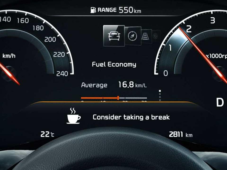 Kia Ceed GT Technik