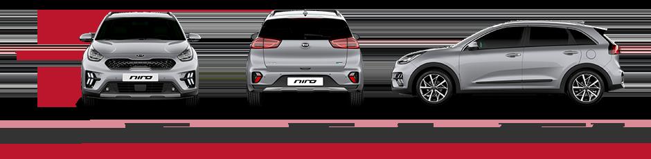 Kia Niro Hybrid Technische Daten