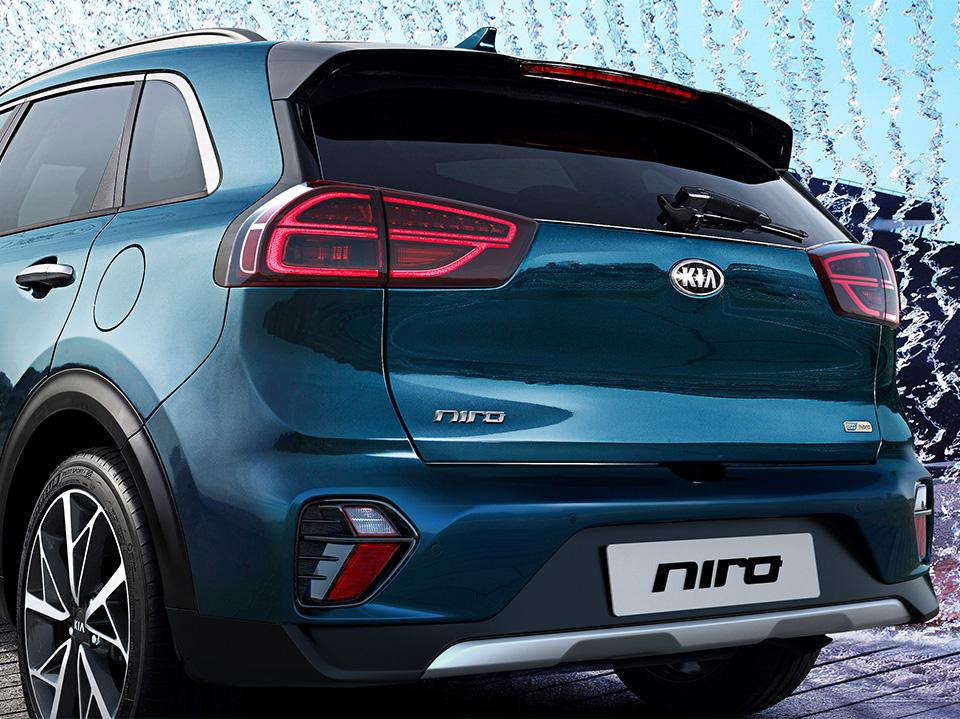 Kia Niro Hybrid Feature