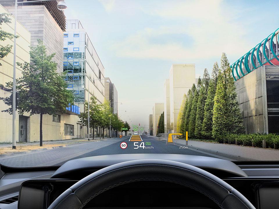 Kia Sorento Hybrid Feature