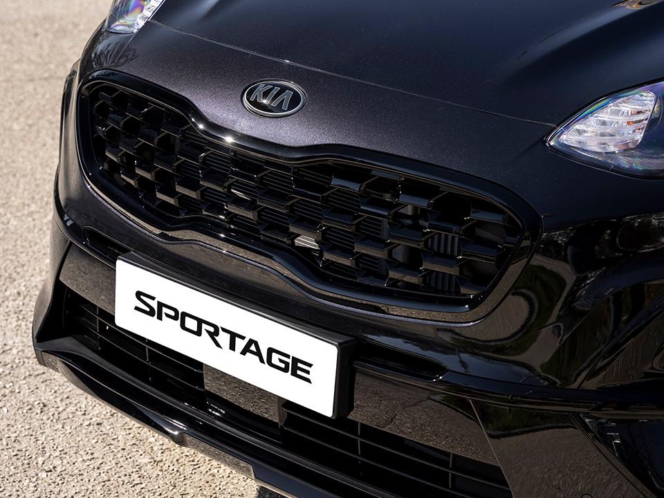 Kia Sportage Feature