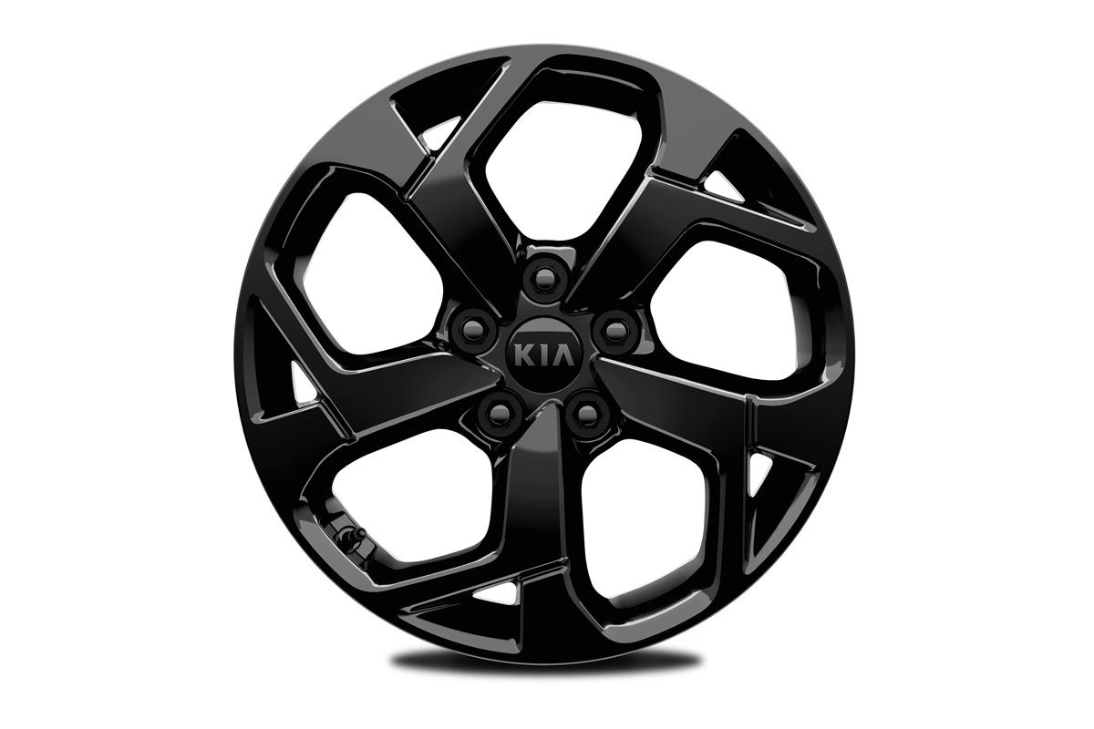 Kia Sportage Black Edition Felge