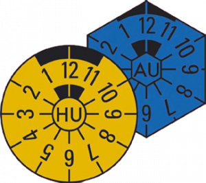HUAU-Plaketten