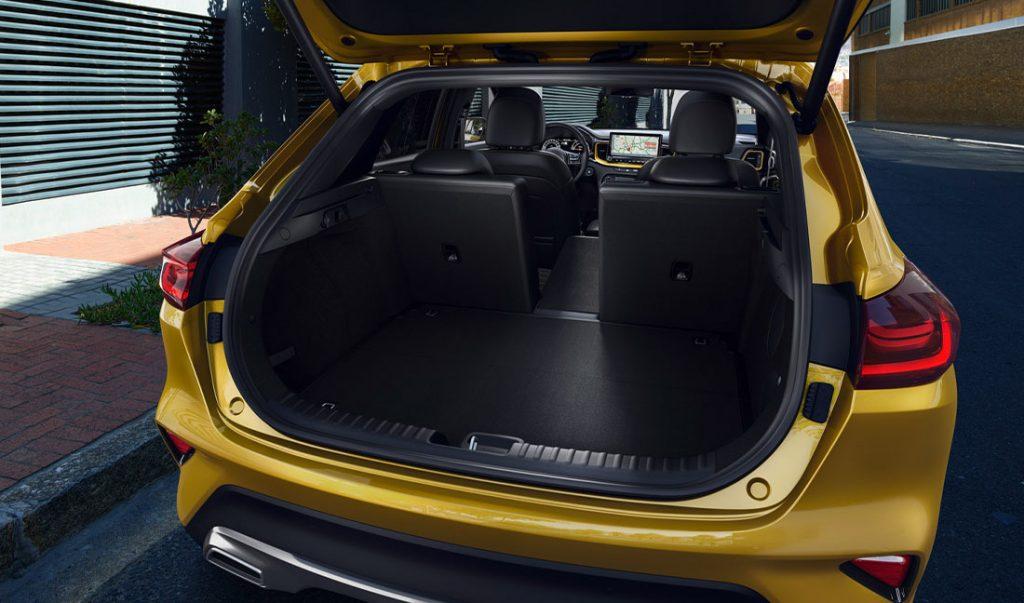 Kia XCeed Kofferraum