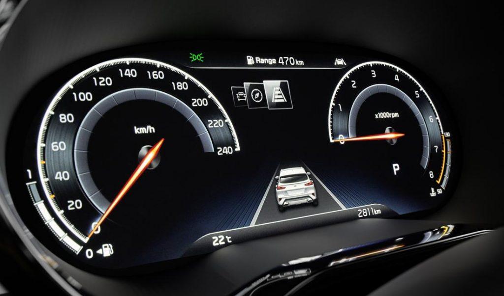 Kia XCeed Cockpit