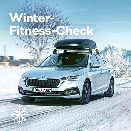 ŠKODA Winter Fitness Check